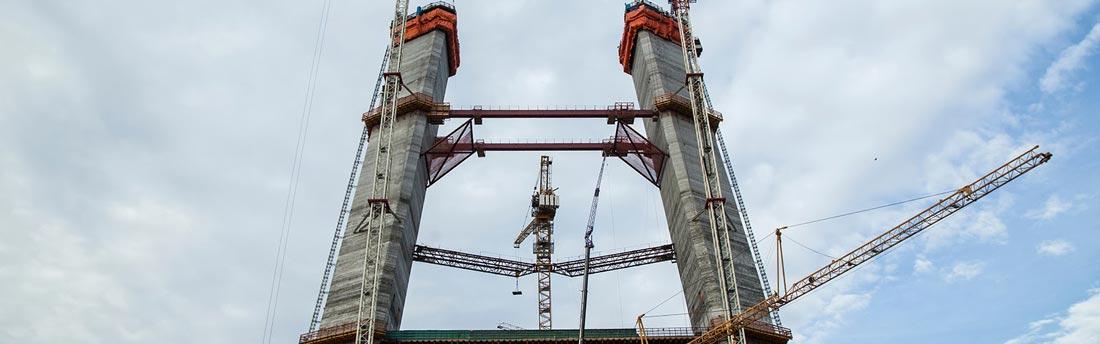 3. Boğaz Köprüsü İnşaatı
