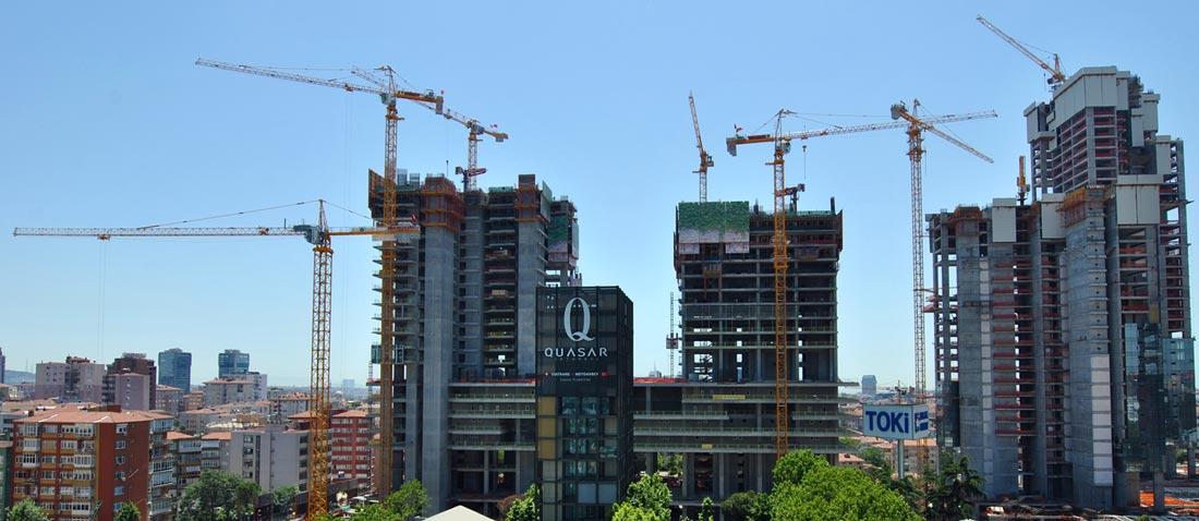 Quasar İstanbul Proje Röportajı