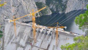 Doğuş İnşaat Boyabat Barajı Projesi