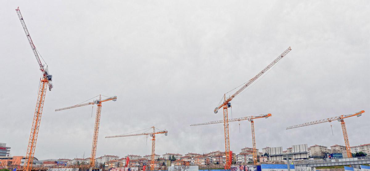 Rönesans İnşaat Küçükyalı AVM Otel Projesi
