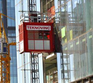 satılık inşaat asansörü
