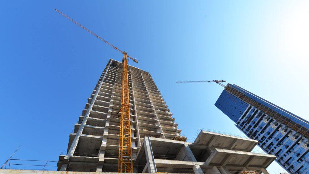 Novus Ventus Towers Projesi Tekno Vinç